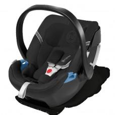 Cybex Aton 3 Car Seat - Charcoal (Black)