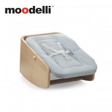 Moodelli Growi Bouncer - Blue