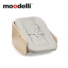 Moodelli Growi Bouncer - Grey