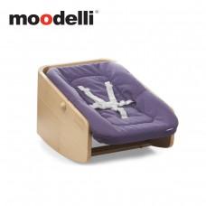 Moodelli Growi Bouncer - Purple