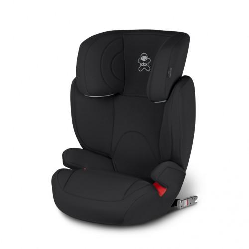 Cbx Solution 2 Fix Group 2 3 Car Seat Cozy Black Mumstore