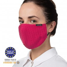 Noordi Antimicrobial Face Mask - Adult - Raspberry