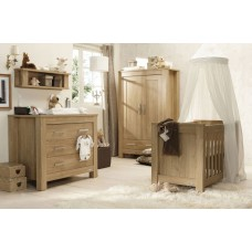 BabyStyle Bordeaux Nursery Furniture Roomset