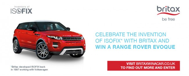 Win A Car with Britax